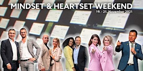 MINDSET & HEARTSET WEEKEND 2021 tickets