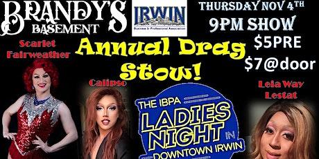 Irwin Ladies Night Annual Drag Show tickets