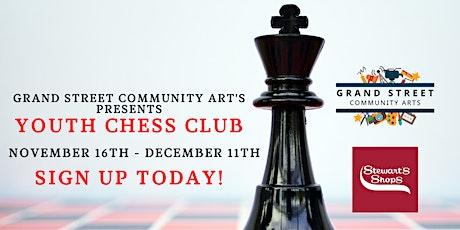 Grand Street Community Art's Youth Chess Program tickets