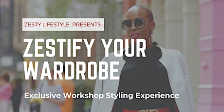 Dress For Success In Style & Confidence tickets