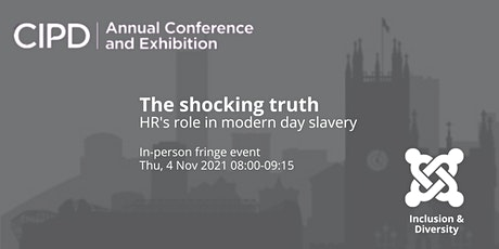 The shocking truth:  HR's role in modern day slavery tickets
