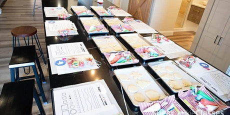 1:00PM - Sugar and Santa Sugar Cookie Decorating Class tickets