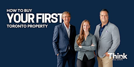 How to Buy Your First Property tickets
