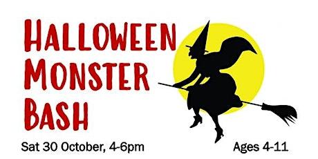 Halloween Monster Bash tickets