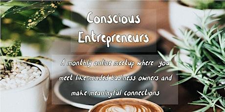 Conscious Entrepreneurs is BACK! tickets