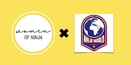 WomenOfNinja X Ninja World Karlsruhe Tickets