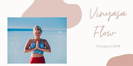 Vinyasa Flow-Thursday Nights! tickets