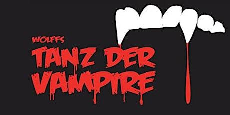 Tanz der Vampire - Halloween in der Spukvilla Tickets