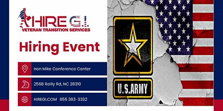 Fort Bragg Hiring Event - March 2022 tickets