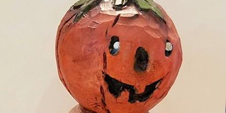 Wood Carving Class #2 - Mr. Pumpkin Head tickets