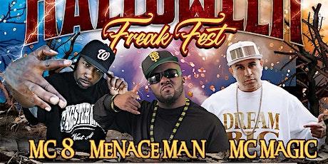 Menace II Society  Halloween Freak Fest tickets