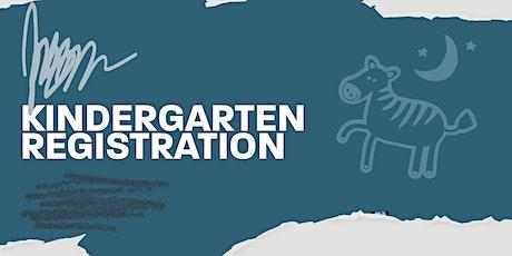 Kindergarten Bethel Kids Registration tickets