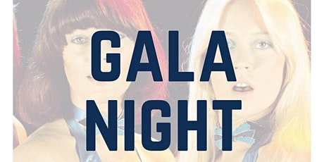 Voulez-Vous: Gala Dinner tickets