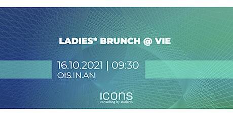 Ladies* Brunch @ Wien Tickets