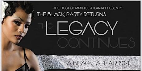 Black Party November 2021 tickets