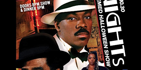 Harlem Nights Variety Show Hosted By Uncle Apple Juice featuring TOPFLIGHT tickets