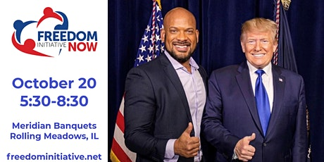 Freedom Initiative: We the People Will Not be Silenced with David Harris Jr tickets
