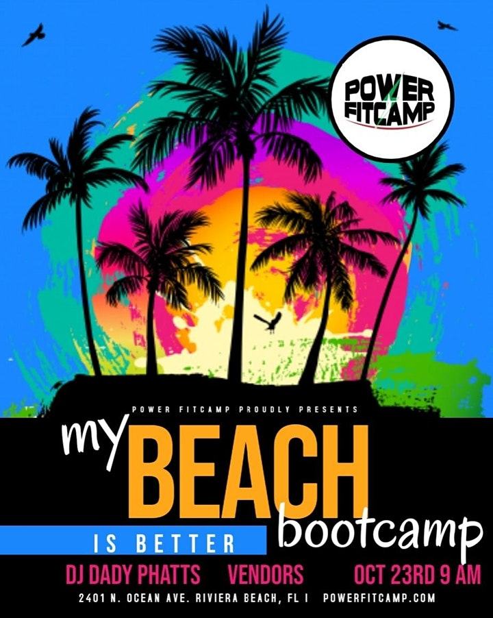 my BEACH is better BOOTCAMP image