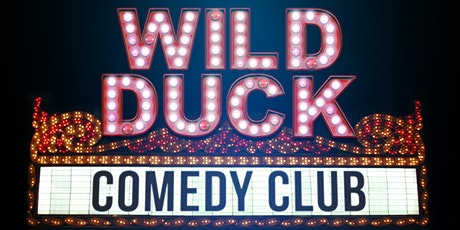 The Wild Duck Halloween Comedy Festival! WEDNESDAY, OCTOBER 20TH 2021 tickets
