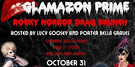 Rocky Horror Drag Brunch - Glamazon Prime tickets
