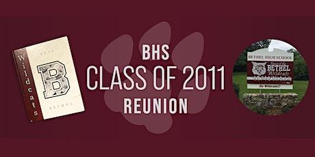 BHS High School Reunion 2011 tickets
