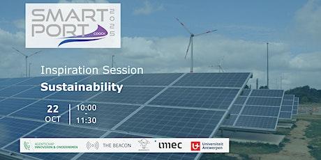 COOCK Smart Port 2025 - Inspiration Session  Sustainability billets