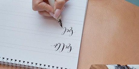 Modern Calligraphy Workshop at Wild Flowers tickets