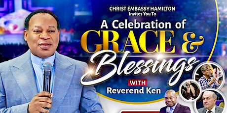 A celebration of Grace and Blessings tickets