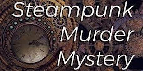 Steampunk Gala Murder Mystery Dinner tickets
