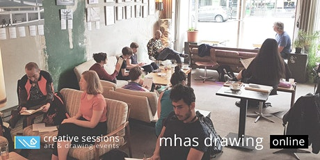 MHAS Drawing [#43] Online Group tickets