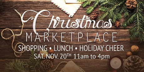 Christmas Marketplace tickets
