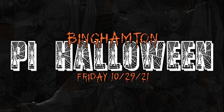 Pi Halloween tickets