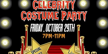 Celebrity Costume Party Hosted by The Vibe You're In! 21+ tickets