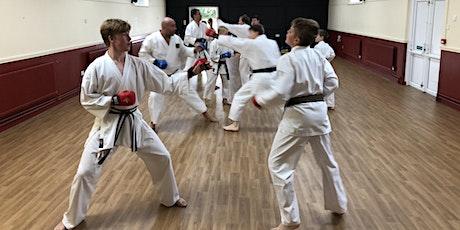 Carmarthenshire Karate - Cefneithin tickets