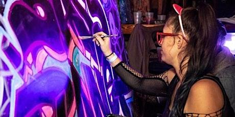 """""""Indigenous Fly Feaster"""" Mural #7 Artist Meet & Greet Dinner tickets"""
