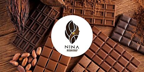 Inaugurazione Cioccolateria Sociale NINA KAKAW tickets