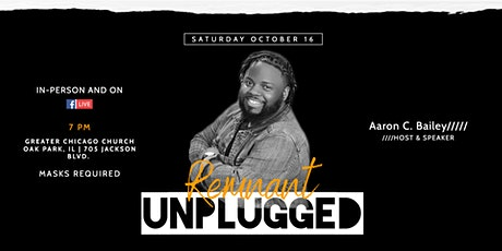 Remnant Unplugged: October Edition tickets