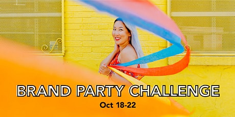 Brand Party Challenge tickets