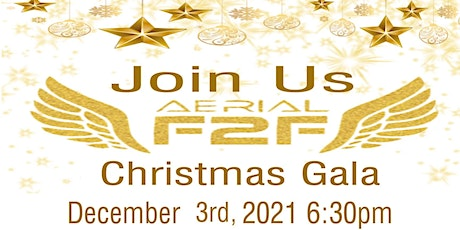 Aerial Fit2Fly Christmas Gala Night 1 tickets