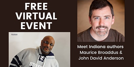 Meet Indiana Authors Maurice Broaddus & John David Anderson tickets
