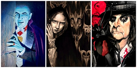 Halloween Show: 5th Annual Art of Darkness tickets