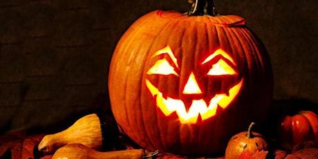 Allaire Scare Pumpkin Dare: Carved Pumpkin Contest Registration tickets