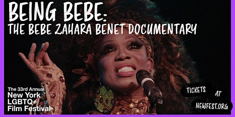 Fulbright Film Series: BEING BEBE NYC Live Premiere & Reception (Oct 2021) tickets