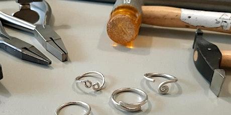 OKTOBERVEST: Workshop Ringen Maken - Marlies Dinnissen in het Modekwartier tickets