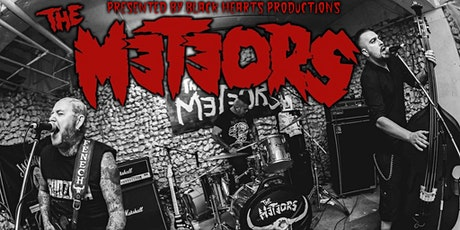 The Meteors - Knoxville tickets