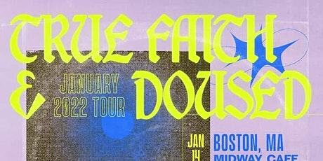 Doused / True Faith / Cigarettes For Breakfast / Catherine Moan tickets
