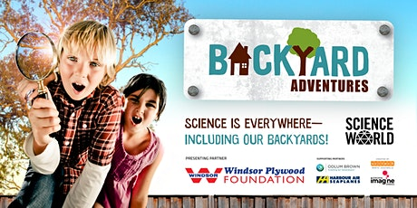 Bats, Bees and other backyard beasts – A Science World Online Family Event tickets