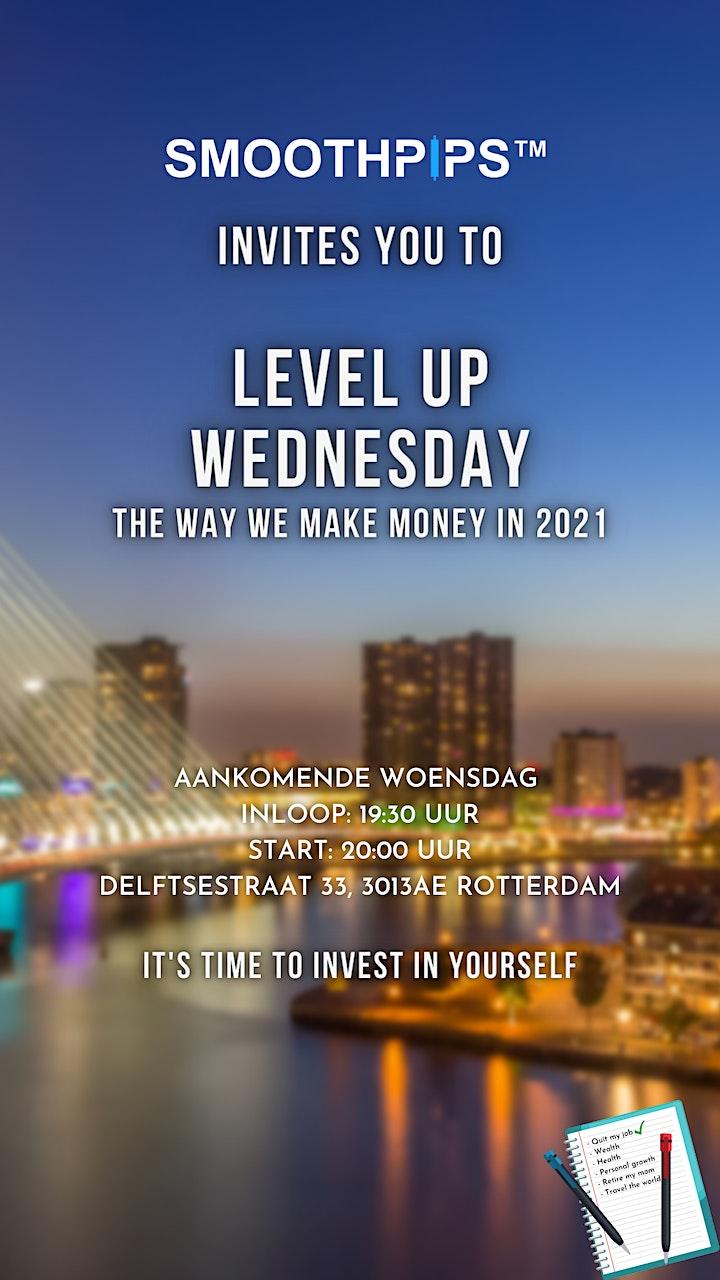 Level Up Wednesday image