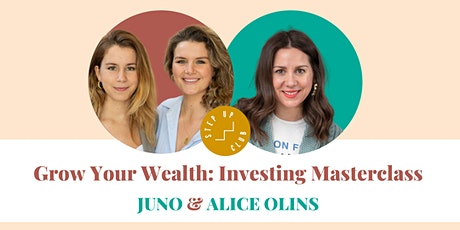 Grow Your Wealth: Investing Masterclass tickets