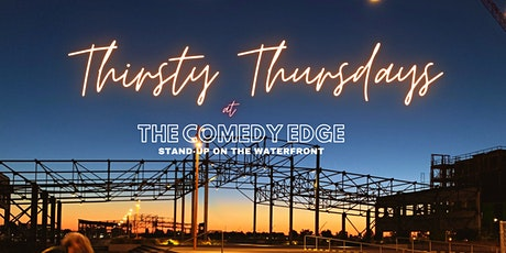 Thirsty Thursdays Singles Night at The Comedy Edge tickets